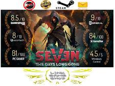 Seven: The Days Long Gone PC Digital Steam Key - Region Free