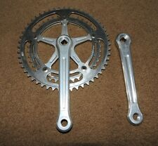 Campagnolo Strada 170 Crankset 42/52 Tooth CAMPAGNOLO PATENT USED 9/16 X 20 F.