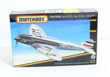 Matchbox 40132 Heinkel He 70 F2 / He 2.5oz1 / He 170 A Aeroplane Kit 1:72