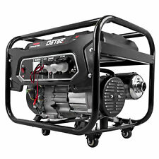 Stromerzeuger 3300 W Benzin Generator Aggregat Stromgenerator Notstromaggregat