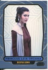 Star Wars Galactic Files 2 Base Card #483 Princess Leia Organa