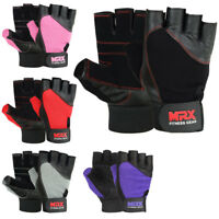 Weight Lifting Gloves Gym Training CrossFit Workout Weightlifting Glove MRX
