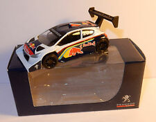 RACING NOREV 3 INCHES 1/64 PEUGEOT 208 T16 PIKES PEAK RED BULL TOTAL in BOX