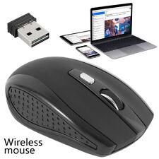 Mouse ottico wireless USB portatile senza filo per Notebook PC Computer 2.4GHz