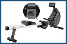 Pure Design PR8 Rowing Machine - NEW 2018 model - MAGNETIC & AIR RESISTANCE