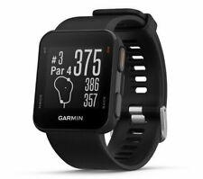 Garmin Approach S10 Lightweight GPS Golf Tracker Watch (Black) 010-02028-00