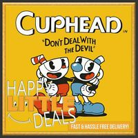 Cuphead PC STEAM GAME GLOBAL (NO CD/DVD!) Fast Delivery!