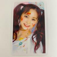TWICE TZUYU Fanfare ONCE JAPAN Limited Official Hi Touch Photo Card