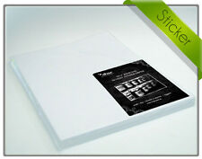 Rihac 135/80gsm Inkjet Sticker Paper Self Adhesive Glossy Photo Paper A4 50pk