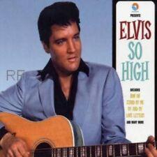 Elvis Presley FTD CD - So High - Studio Outtakes Nashville