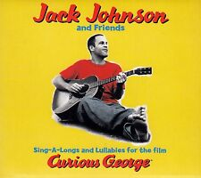 JACK JOHNSON : SING-A-LONGS AND LULLABIES FOR THE FILM CURIOUS GEORGE / CD