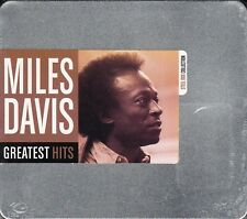 CD ♫ Audio MILES DAVIS ~ GREATEST HITS ~ STEELBOX COLLECTION nuovo sigillato