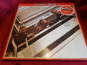 The Beatles -1962 -1966 Red Vinyl  LP PCS 7171 EMI 1970's
