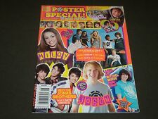 2007 JUNE POP STAR! MAGAZINE - MILEY CYRUS COVER - POSTER - O 6425