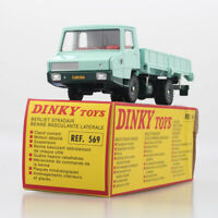 Dinky Toys 569 1:43 Atlas BASCULANTE Laterale Berliet Stradair Benne car model