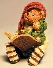 Boyds Bears: Elvin With Ollie - 228452 - Holiday Classics