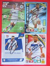 Tolisso -- signiert auto -- 1 Panini Card aussuchen Olympique Lyonnais Bayern