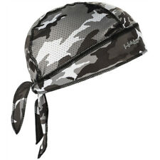 Halo Headband Protex Sweatband Bandana - Camo Gray