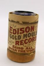 Edison Blue Amberol Record Nightingale Song Yodel Song by F. Kamplain
