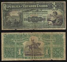 Brésil : 1 Mil Reis 1891