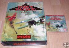 Dawn Patrol-Empire Interactive 1994 con embalaje original