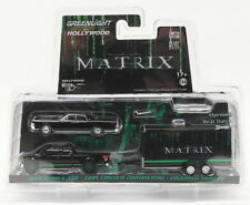 Greenlight 1/64 Scale 31040-B - 2015 Ford F-150 '95 Lincoln & Trailer The Matrix