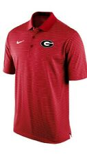 Nwt Georgia Bulldogs Basketball Nike Dri Fit Polo Shirt Size Mens Xl