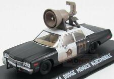 Dodge Monaco Bluesmobile 1980 The Blues Brothers Greenlight 1:43 GREEN86423