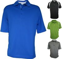 Mens Short Sleeve Sport Polo Shirts, Big and Tall, Size Small-5XL