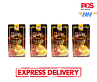 4 Box Gano Cafe 3 in 1 Coffee Ganoderma Extract New Halal + Free Shipping