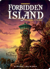 Gamewright 317 Forbidden Island Board Game