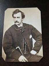 John Wilkes Booth tintype C652RP