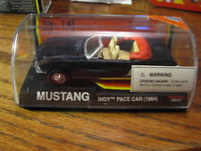 1964 Mustang New Ray Die Cast 1:43 Scale  Indy Pace Car