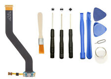 USB Charging Port & Mic Flex Cable + Tools for Samsung Galaxy Tab 4 10.1 T531