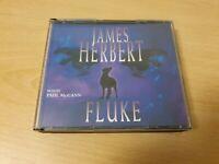 Fluke CD Audiobook James Herbert