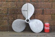 Boat propeller 17 x 10 1/4 LH boat prop aluminium propeller  FREE POSTAGE