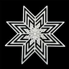 Stanzschablone Kreis Stern Anhänger Weihnachts Hochzeit Geburtstag Karte Album