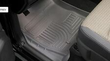 2013-2015 Ford Fusion Huskey WeatherBeater Combo Black Floor Liners 99751