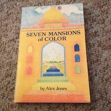 ALEX JONES, SEVEN MANSIONS OF COLOUR