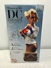 Women of the DC Universe Supergirl Mini Bust - DC Direct 1034/5000