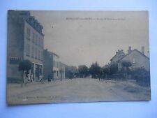 """CPA """"Montigny Les Metz - Route de Jouy Aux Arches"""""""