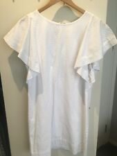Seed Heritage White Dress - Ex Condition Sz 8