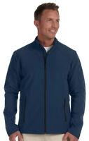 Devon & Jones Men's New Casual Long Sleeve Front Full Zip Basic Jacket. D945
