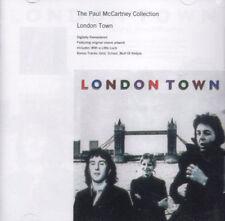 The PAUL McCARTNEY COLLECTION LONDON TOWN CD [+2 Bonus Tracks]