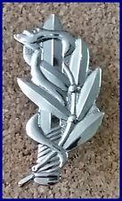 israel army idf Medical Corps Senior Medical Officer lapel pin badge