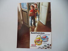 advertising Pubblicità 1974 RAMEK KRAFT