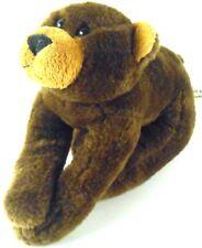 Arctic Circle Alaska Brown Bear Grizzly Plush Stuffed Animal Ace