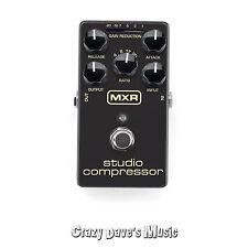 Dunlop MXR Studio Compressor M76 Guitar Pedal