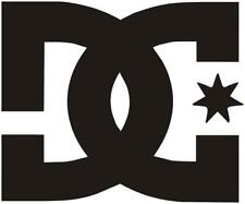 DC Shoes Logo I SURF Funny Car/Window JDM VW EURO Vinyl Decal Sticker