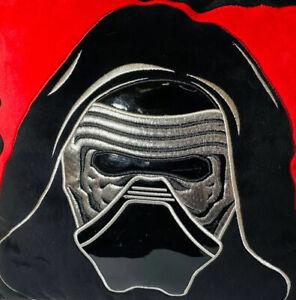 Disney Star Wars Darth Vader ~ The Force Awakens ~ Plush Pillow 15 x 15 NWT